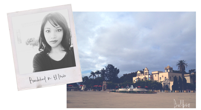 Morning on the Prado