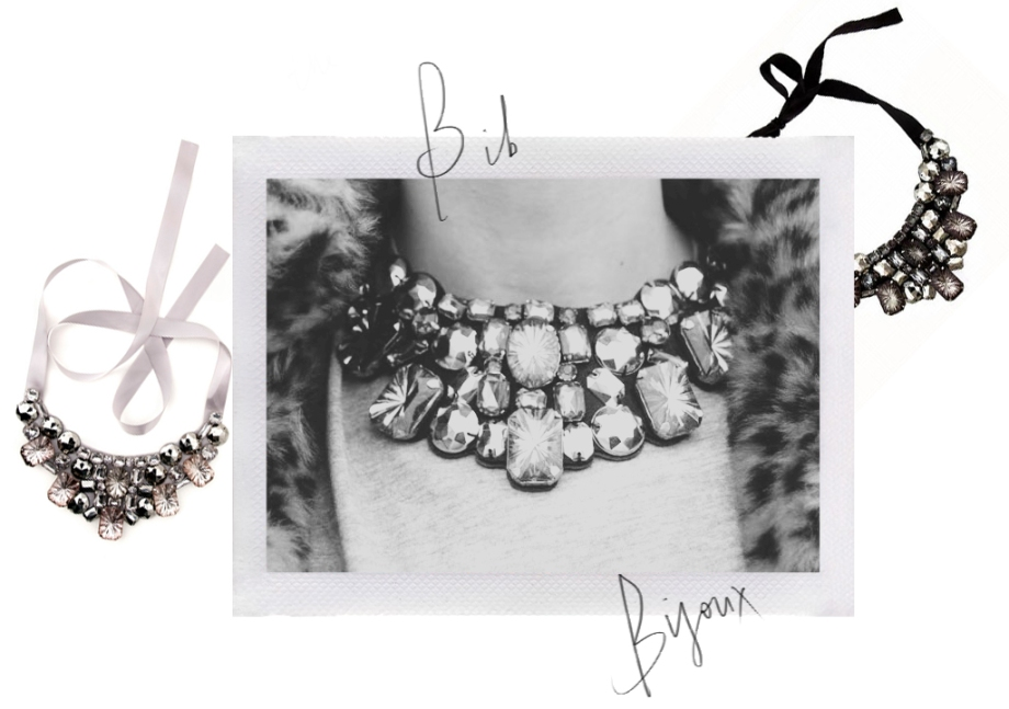 Bib Necklace Inspiration Source: Unknown
