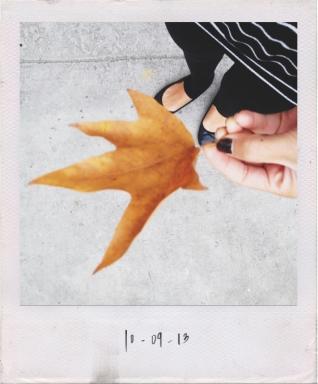 Leaf-text